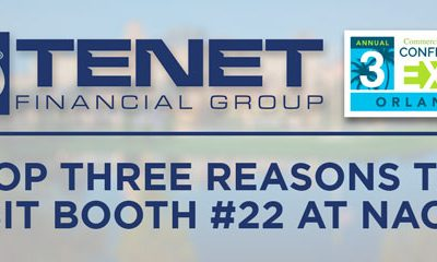 Stop by Booth #22 at NACLB 2017 in Orlando!