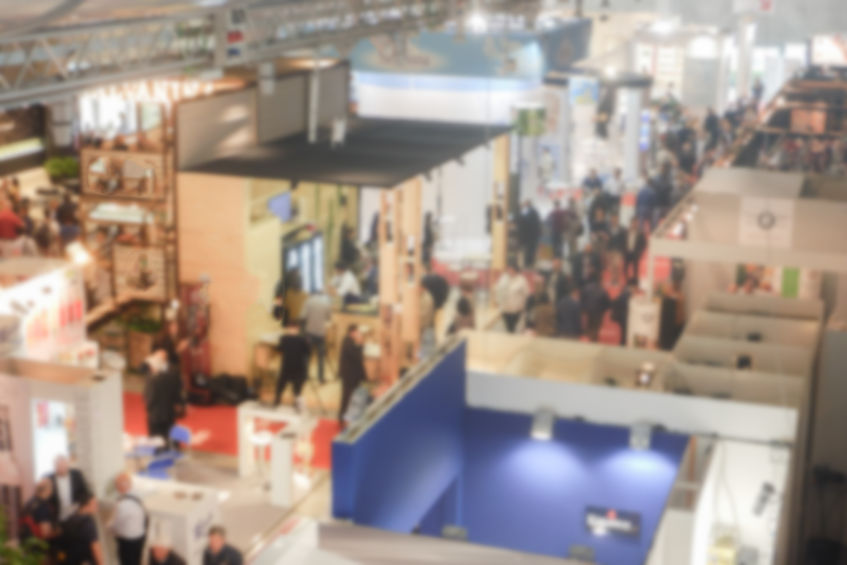 Before You Buy, Attend A Tradeshow…Or Two