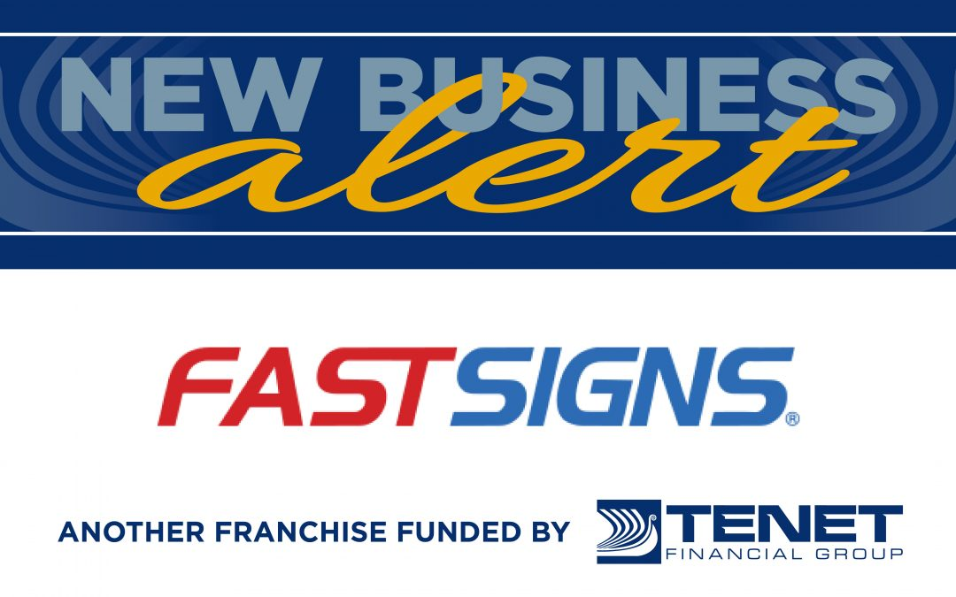 Franchise Business Alert: FASTSIGNS
