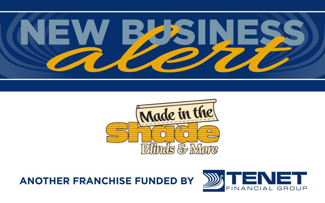 Franchise Business Alert: Made in the Shade Blinds & More