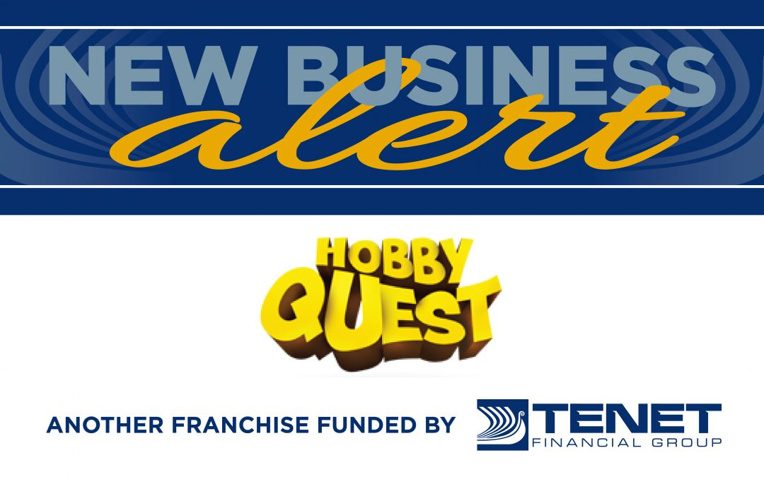 Franchise Business Alert: Hobby Quest