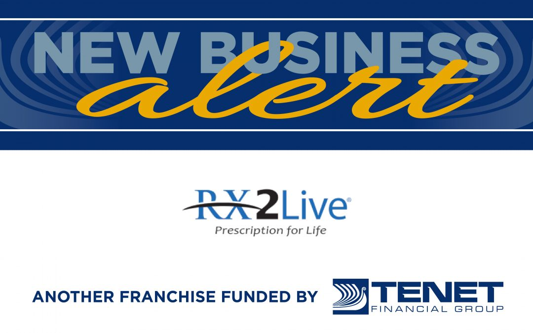 Franchise Business Alert: RX2Live