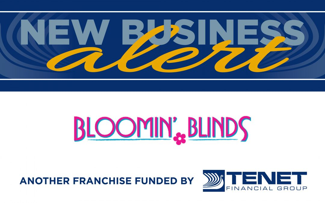 Franchise Business Alert: Bloomin' Blinds