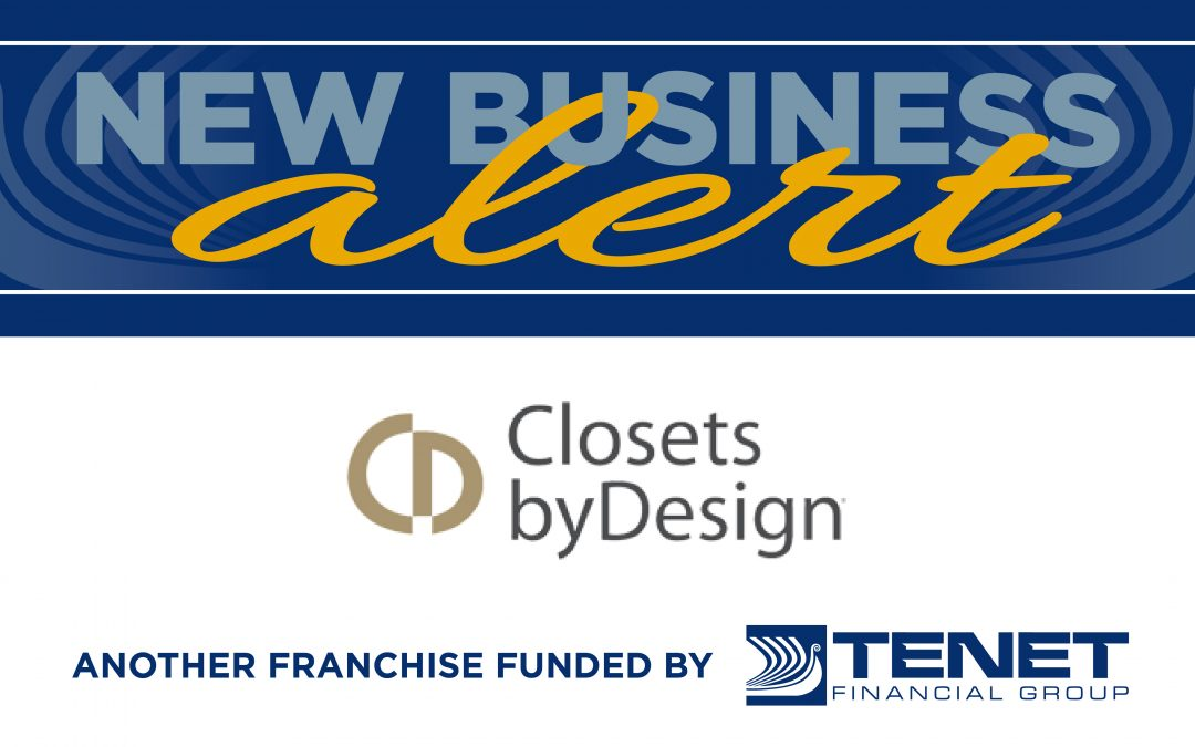 Franchise Business Alert: Closets by Design